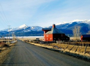Thistledown Rd., Wallowa Co., OR